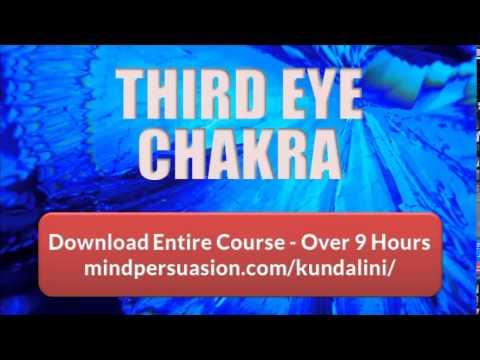 Third Eye Chakra   Imagination, Intuition, Wisdom