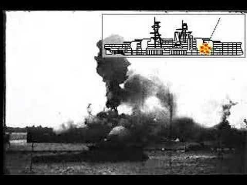 Destruction of the USS Arizona