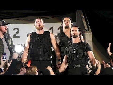 WWE Raw Review 10/16/17   Fightful.com Podcast   Shield, Neville, Lesnar vs. Jinder, TLC Predictions