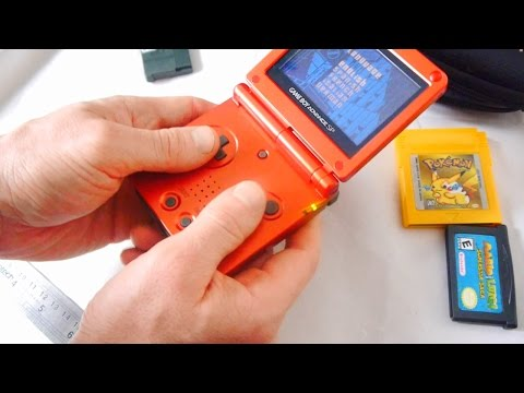 The Gameboy Advance SP: The Perfect Game Boy?