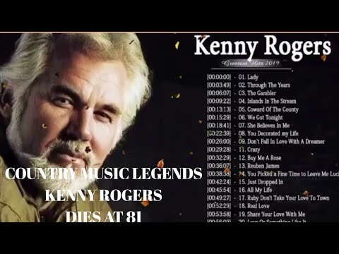 WHAT CAUSED KENNY ROGERS DEATH?! |THE COUNTRY MUSIC LEGEND ...