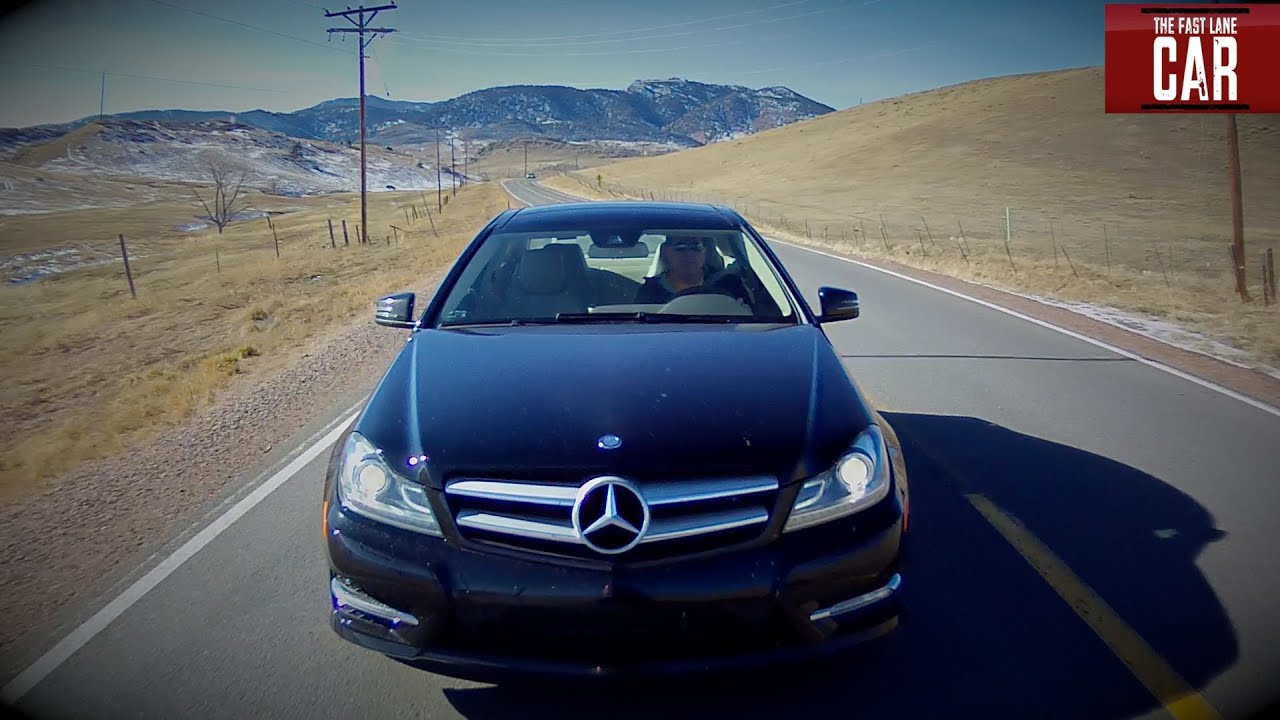 2012 mercedes benz c350 new technology demo drive youtube for 2012 mercedes benz c350