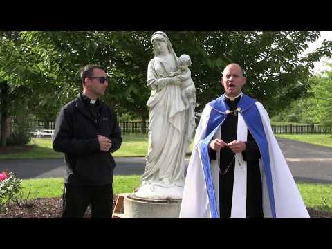 Archbishop Neale School Teacher Appreciation Week and May Crowning