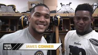JuJu Asks Teammates About Best Heinz Field Memories