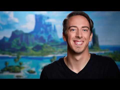 Animating Disney's Moana with Malcon Pierce