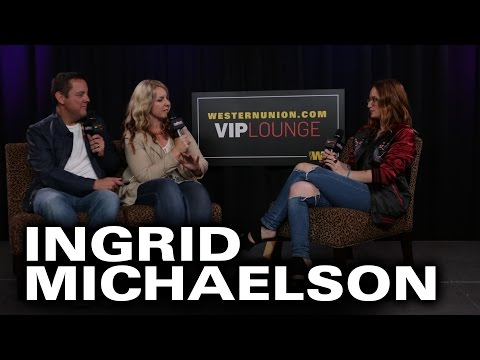 Ingrid Michaelson Talks New Album, Her First Kiss, Sex And The City & More!