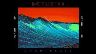 potato-อัลบั้ม-chudteejed「official-album-sampler」