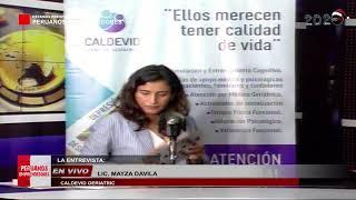Entrevista a Mayza Dávila (licenciada en psicología de Caldevid - Atención a adultos mayores)
