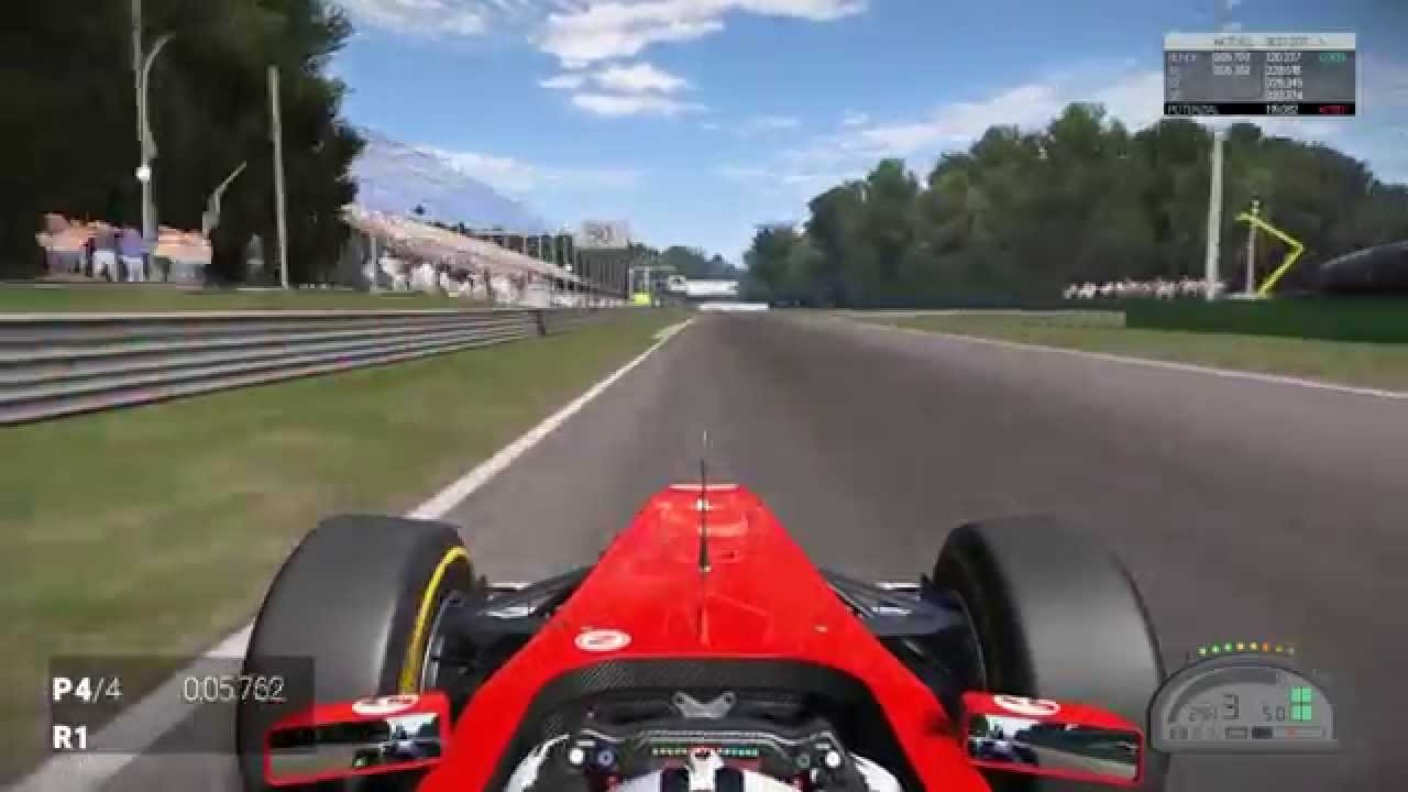 Project Cars - Monza - 1:20:151 - HotLap & Setup - F1 ...