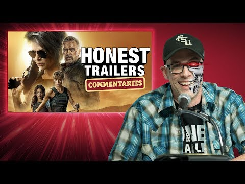 Honest Trailers Commentary   Terminator: Dark Fate