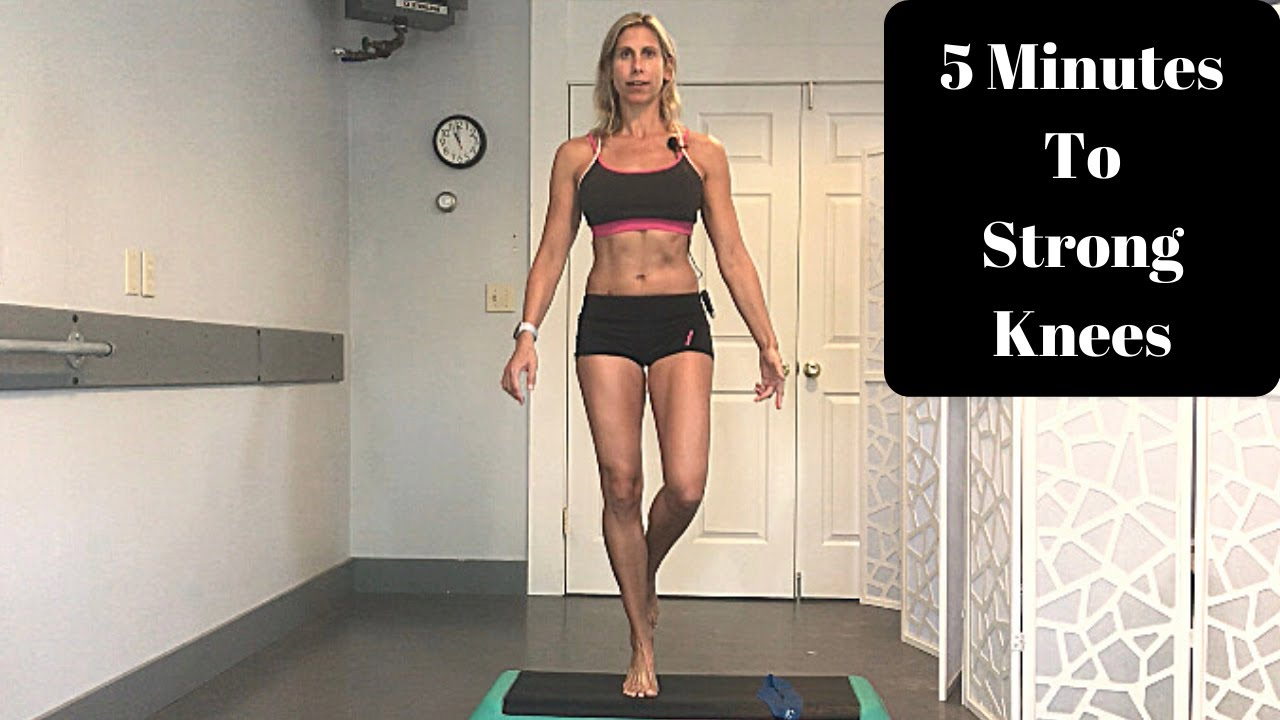5 Minutes To Stronger Knees