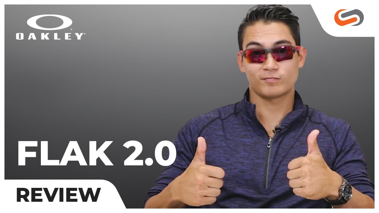 affb615e4ad Tyler Adkison Sports Oakley Flak 2.0 Sunglasses