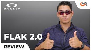 Tyler Adkison Sports Oakley Flak 2.0 Sunglasses   SportRx.com