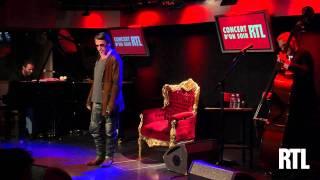 Florent Pagny - Savoir aimer en live sur RTL
