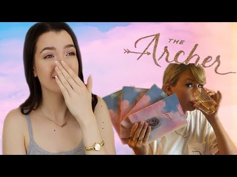Let's Talk About These Lyrics ~ The Archer (Reaction)
