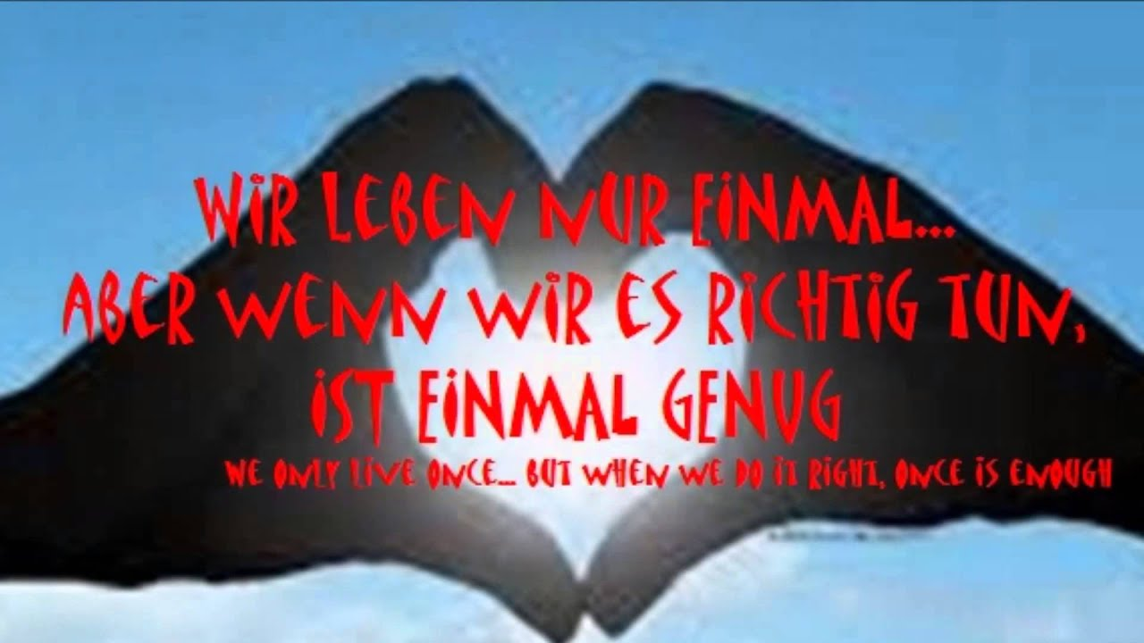 Sayings Quotes Spruche Aus Der Seele 1 Youtube