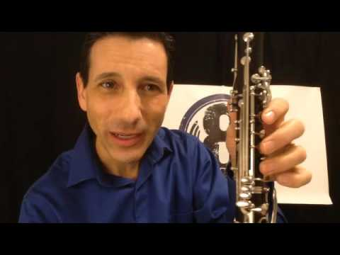 Clarinet Fingering Chart - How To Read And Play Notes - Youtube