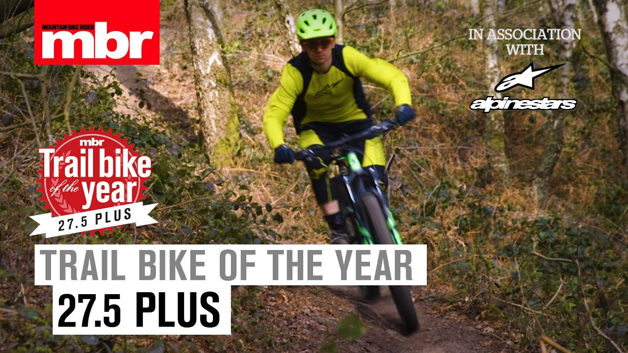 6d811ee7519 Scott Spark 710 Plus | 27.5 Plus Bike of the Year 2017 | MBR. Mountain Bike  Rider