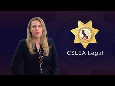 CSLEA Legal - Know Your Rights: Estate Planning Featuring CSLEA Legal Counsel Stacy Olsen