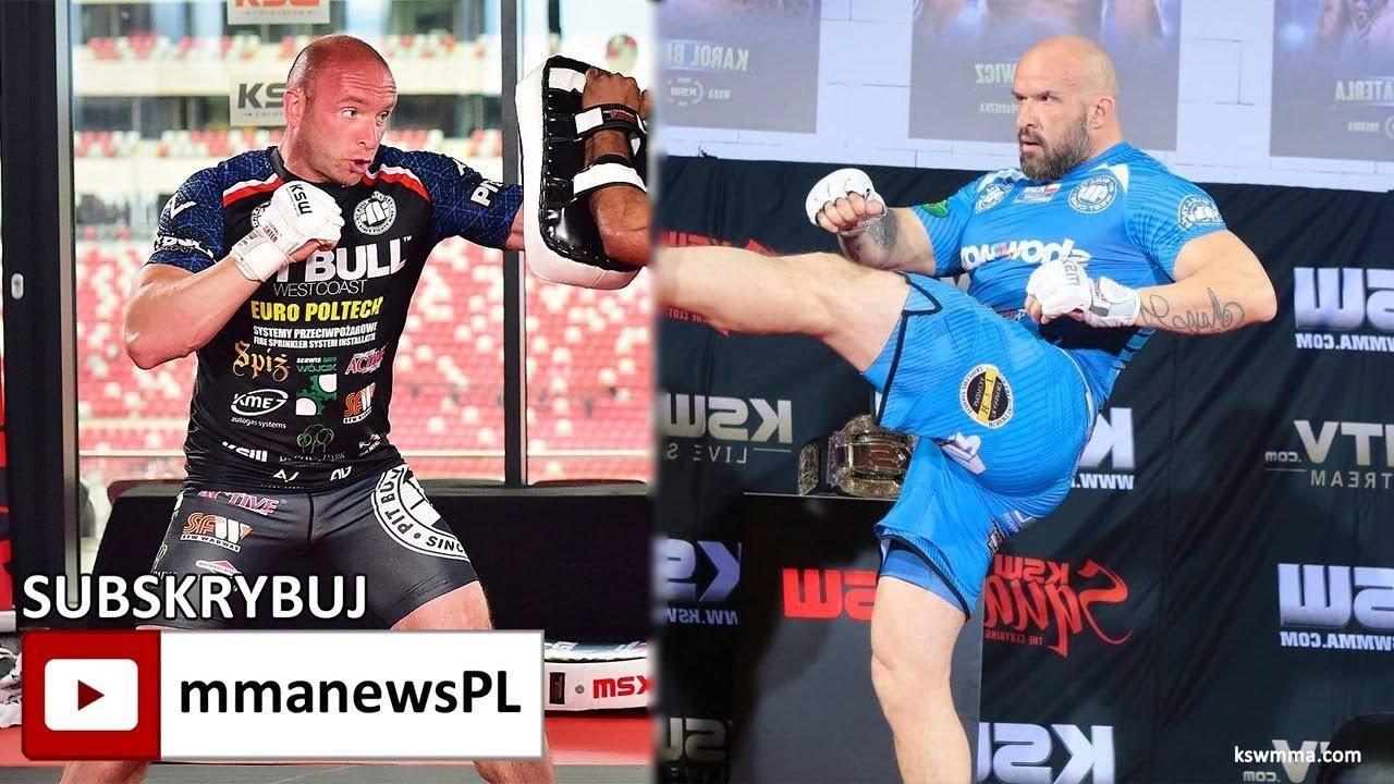Tyberiusz Kowalczyk wykluczył walkę z Oświecińskim i szuka sportowych wyzwań w KSW [LIVE #47]