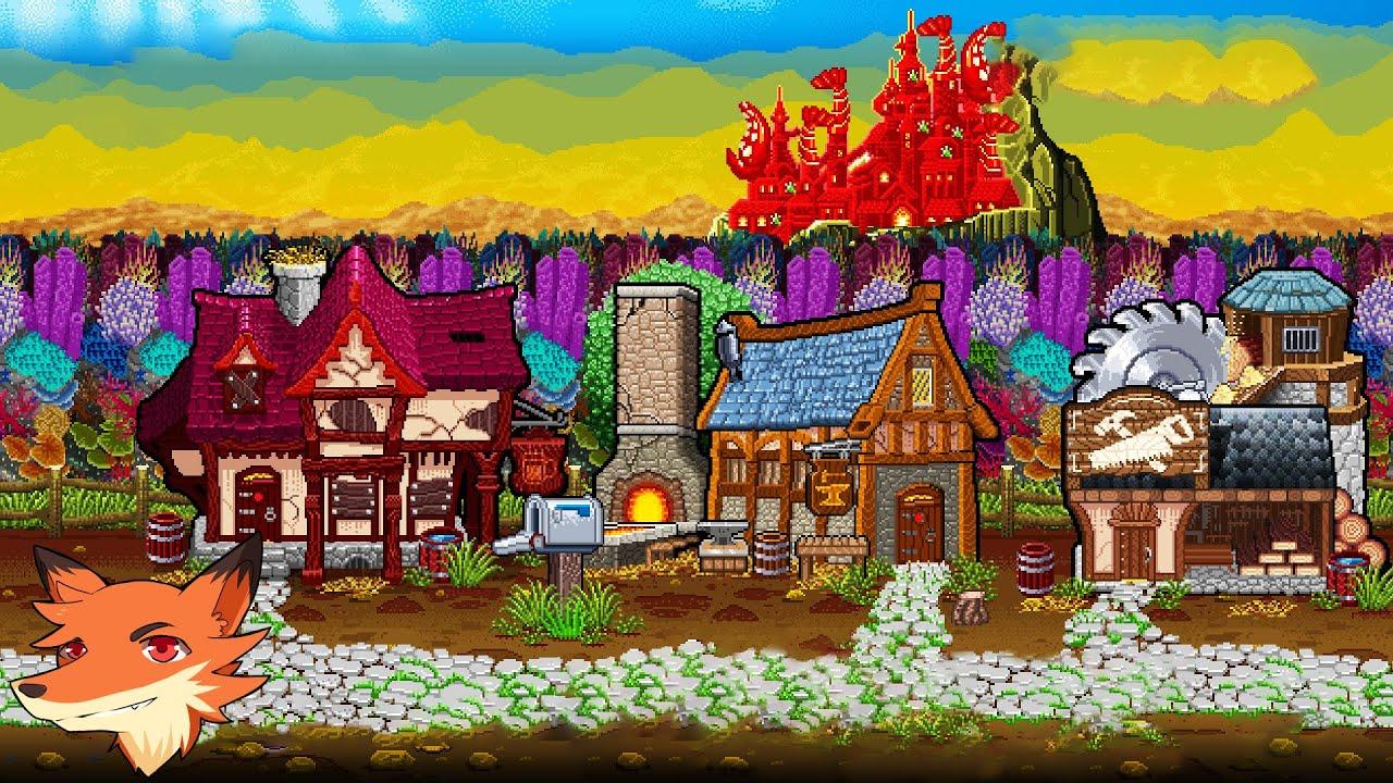 Soda Dungeon 2 [FR] Construisez une taverne pour héros et envoyez-les à l'aventure! Un jeu gratuit!
