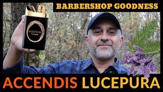 Accendis Lucepura Fragrance Review + Full Bottle USA Giveaway