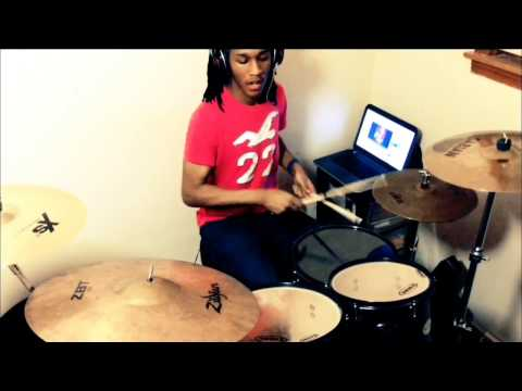 Bless The Lord - Tye Tribbet (Drum Cover) by Arik Coleman