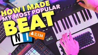 Beat Making Tutorial | NATIVE INSTRUMENTS KOMPLETE KONTROL A25