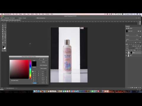 Pixstockphoto Tutorial : Post Process Packshot Photograph