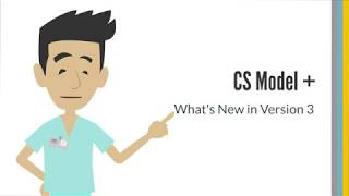 CS Model PLUS What's New in Version 3