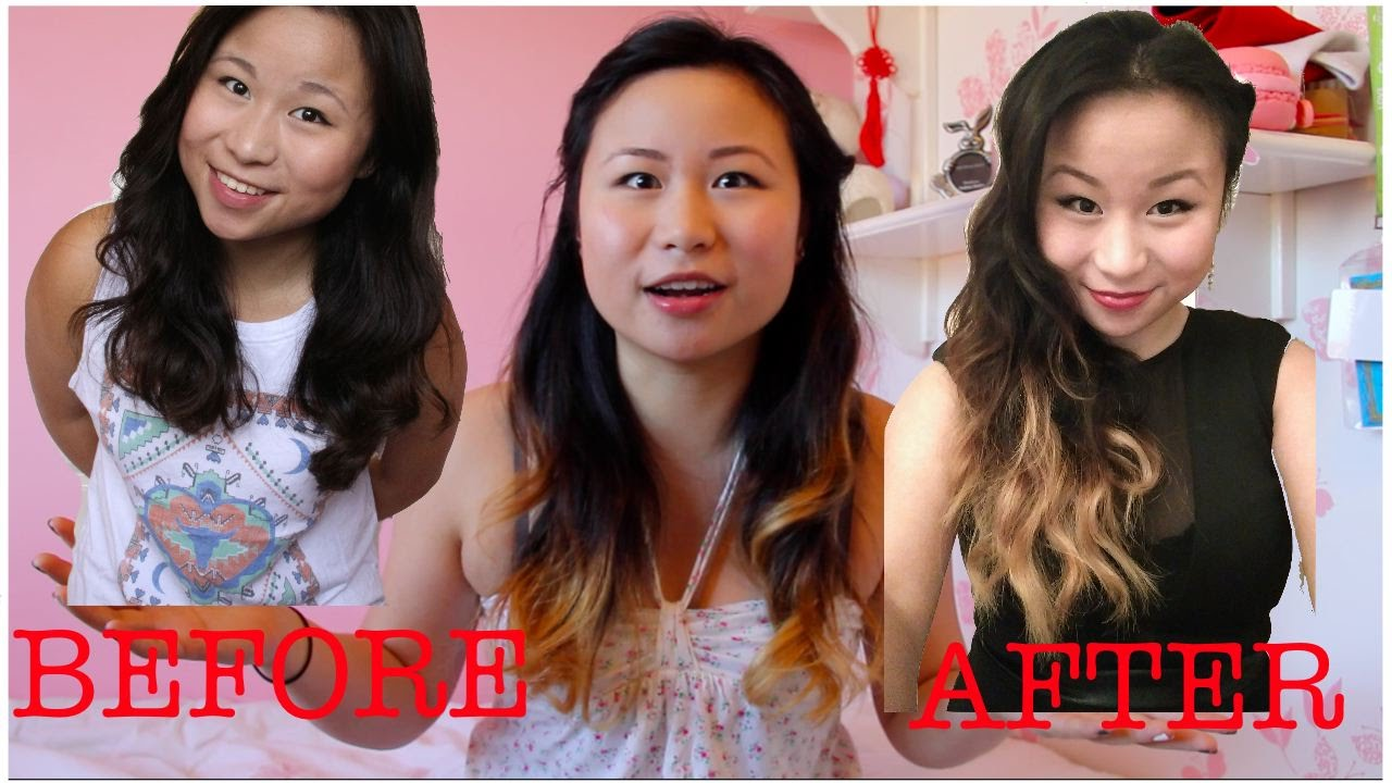 korean hair styling products how to dip dye asian hair with uk products how to 4558 | maxresdefault