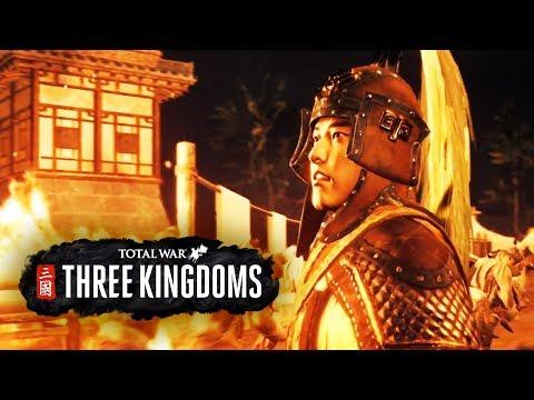 Вышло обновление Eight Princes для Total War: Three Kingdoms