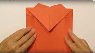 Как сделать конверт для денег своими руками.