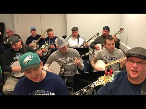 Fralinger String Band - Fly Eagles Fly - Philadelphia Eagles Fight Song