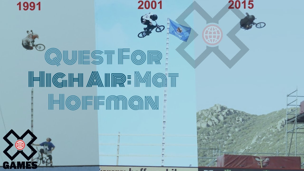 MAT HOFFMAN: The Quest For High Air | World of X Games