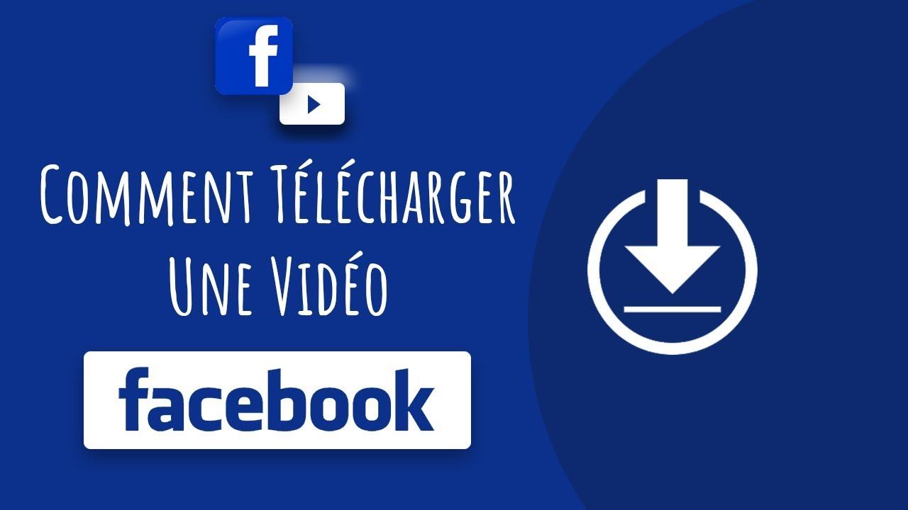 telecharger video facebook application
