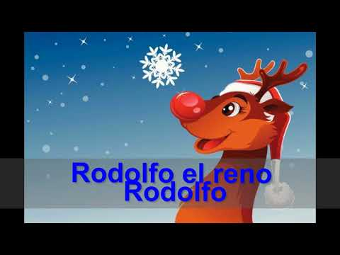 Rodolfo el reno Karaoke