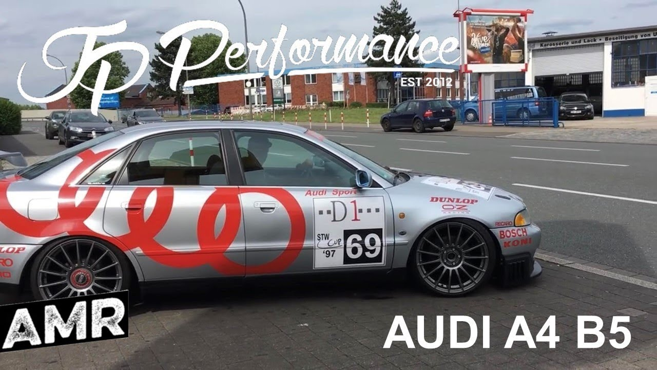 Jean Pierre`s Audi A4 B5 REV UP | JP Performance | JP Army - YouTube