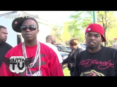 Flashback: Gucci Mane Shoutout Waka FLocka & Peewee Longway Sips Actavis With Gutta Tv
