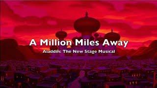 Aladdin: A Million Miles Away [Piano Accompaniment]