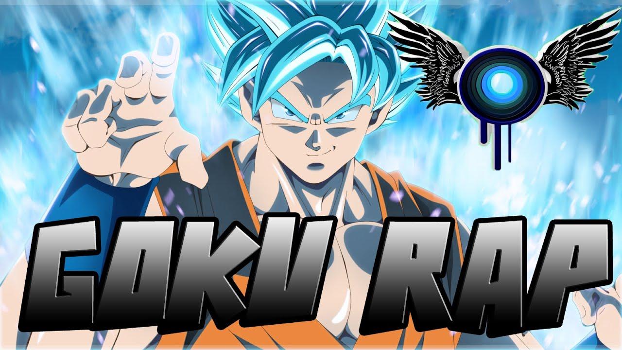 Rap De Goku Ivangel Music Dragon Ball Youtube