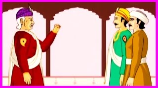 Akbar And Birbal In Tamil | A Painter's Agony |  Animated Stories For Kids | Rhyme4Kids