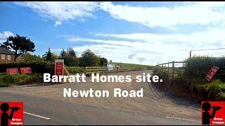 Barratt Homes site, Newton road, Derbyshire