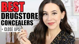 BEST DRUGSTORE CONCEALERS 2019 || Best Makeup at the Drugstore Series