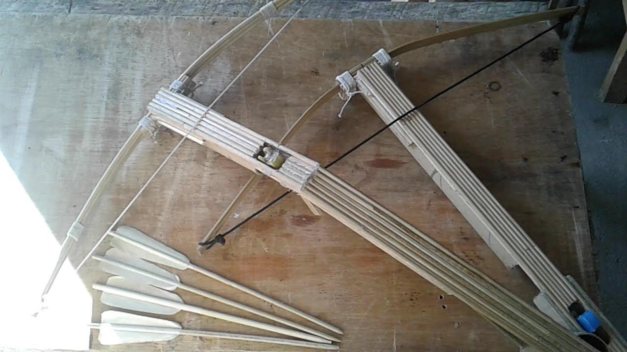 Como hacer una ballesta casera paso a paso parte1 youtube for Como hacer una zapatera de madera paso a paso