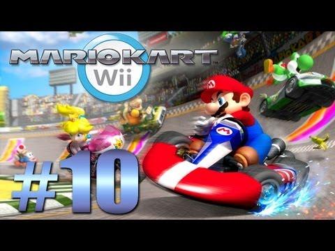 Let's Play Mario Kart Wii (Online) - Part 10 - Diesmal einfach schlecht