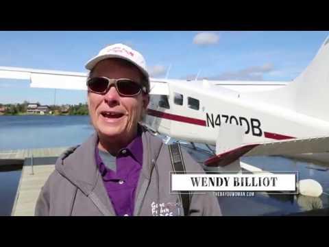Bayou Woman segment of Bayou Wild [ep 62] Adventures on the Kenai (Alaska)