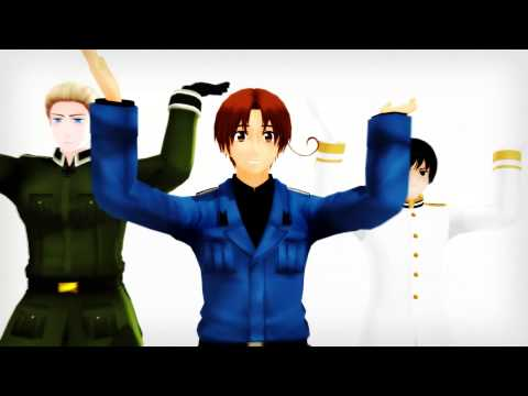 [MMD - Hetalia] Mr.Country