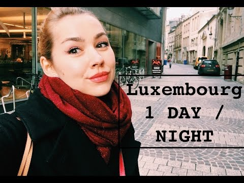 DAY IN LUXEMBOURG | Nicole Deli