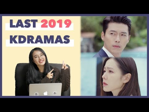 4 Upcoming Korean Dramas 2019 | November & December